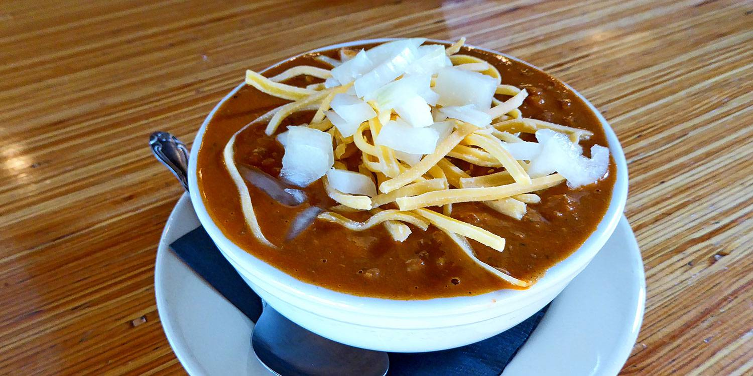 Housemade Beef Chili